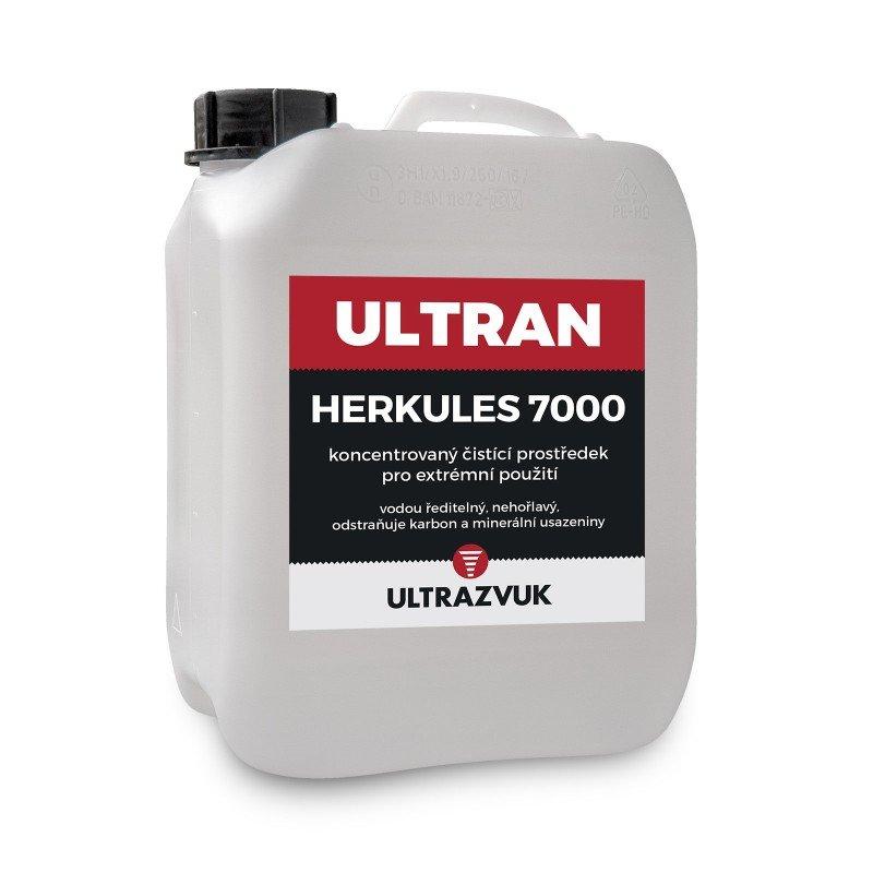 Čistící kapalina do ultrazvukových čističek ULTRAN HERCULES 7000 5l