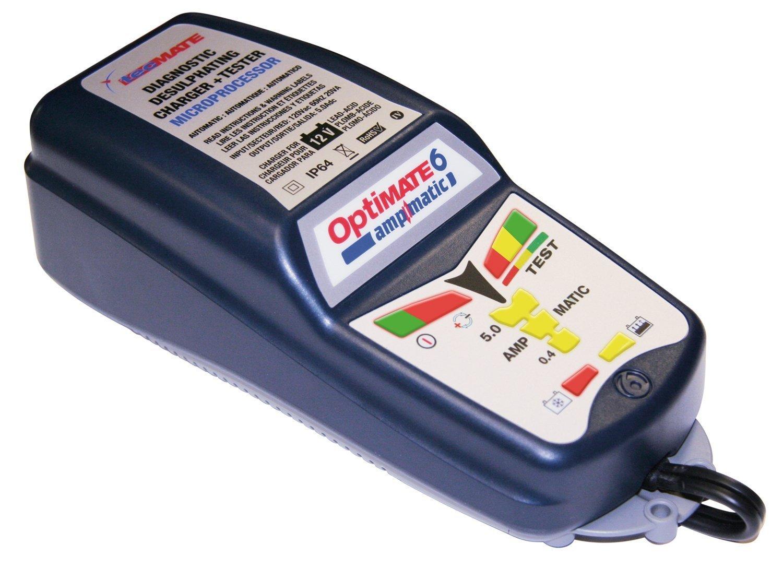 Automatická nabíječka OPTIMATE 6 (12V/5A) - TecMate TM180