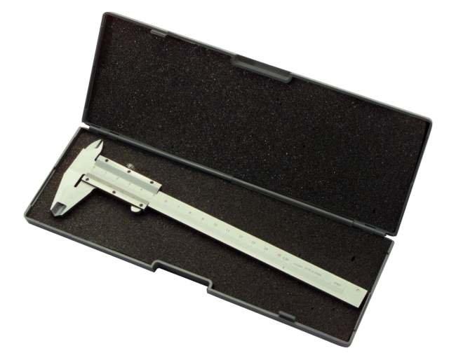 Posuvné měřítko nerez 150mm - MAGG POME150