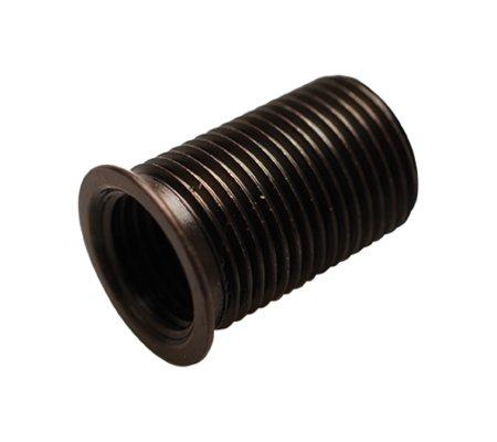 Závitové vložky na opravu závitů svíček M12x1.25x26 mm, sada 5 kusů - QUATROS QS14145-3
