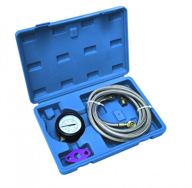 Tester tlaku průchodnosti výfukových plynů, katalyzátoru - QUATROS QS30017