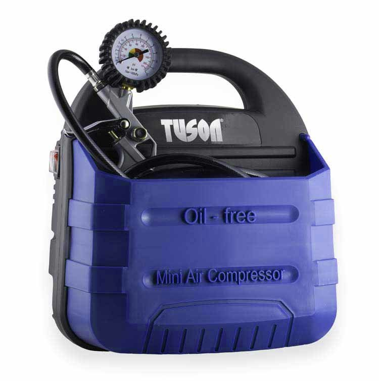 Bezolejový kompresor 1,1kW; 1,5HP, 180l/min - TUSON 130011