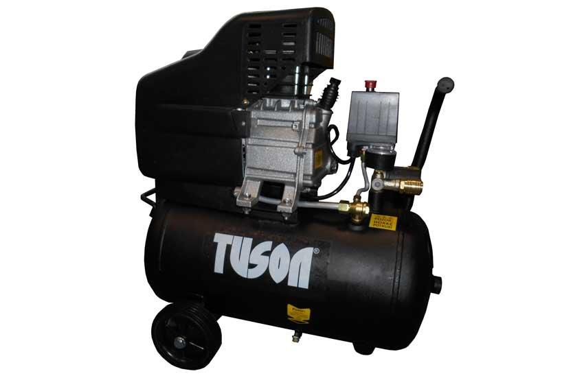 Olejový kompresor 1,5kW; 2,0HP; 24l - TUSON