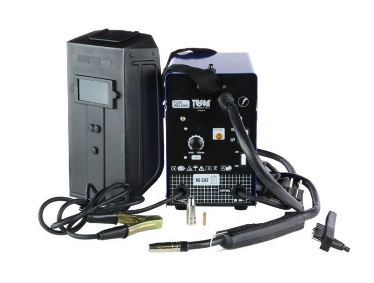 Svářečka na plněný drát, MIG - TUSON  SV120-F