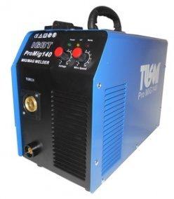 Poloautomatická svářečka MIG/MAG LIBRA 140  - TUSON SV140-M