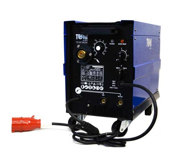 Svářecí stroj pro sváření MIG/MAG/FLUX - TUSON SV190-R