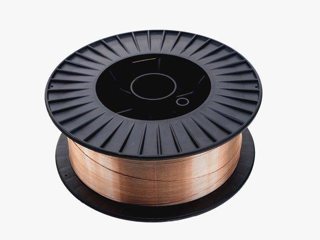 Svářecí drát 0,6 mm / 5 kg - MAGG 10605