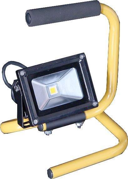 LED reflektor 10W s držadlem - MAGG SB10WHALO