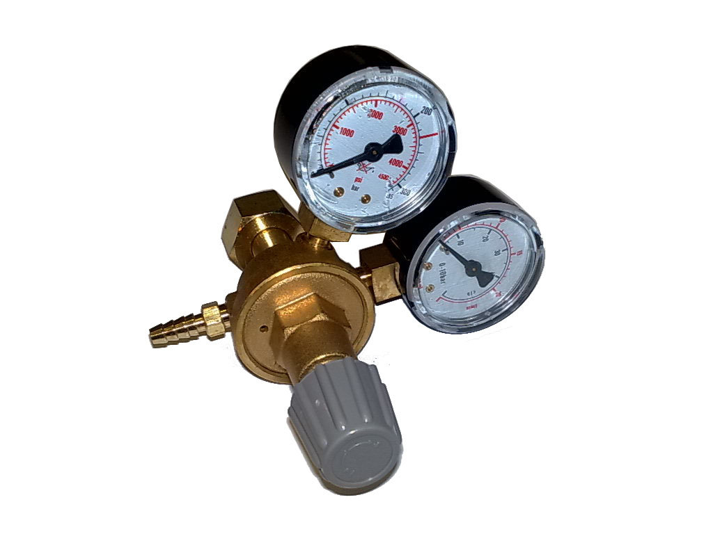 Redukční ventil ARGON/CO2