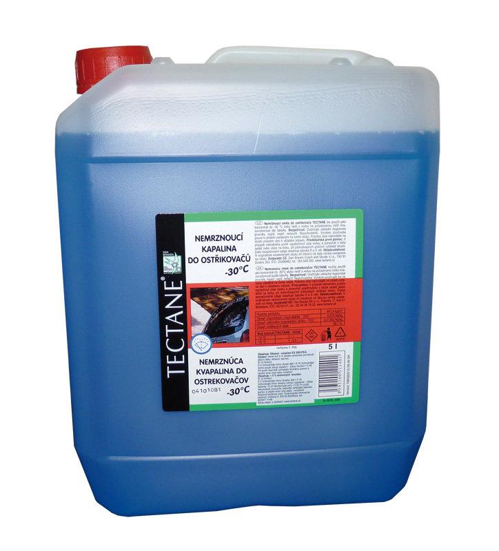 Nemrznoucí kapalina do ostřikovačů -30°C (5 l)