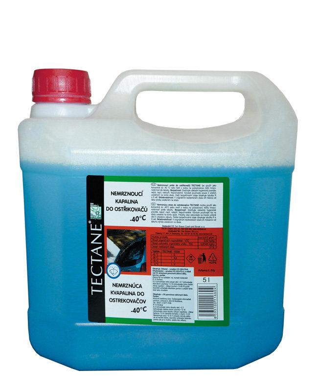 Nemrznoucí kapalina do ostřikovačů -40°C (3 l)