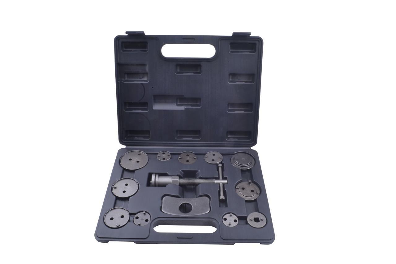 Sada pro zatlačení brzdových pístků, 13 kusů - QUATROS QS70063
