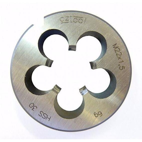 Závitová čelist M8x1,25 NO-Bučovice Tools 210-080