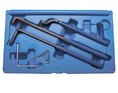 Sada klíčů na řemenice k napínání řemenů VW, Audi - QUATROS QS10612