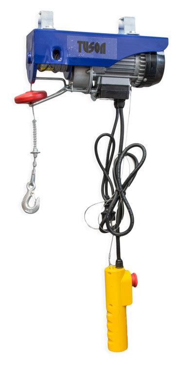 Elektrický lanový zvedák 500W (250kg) - TUSON 130029