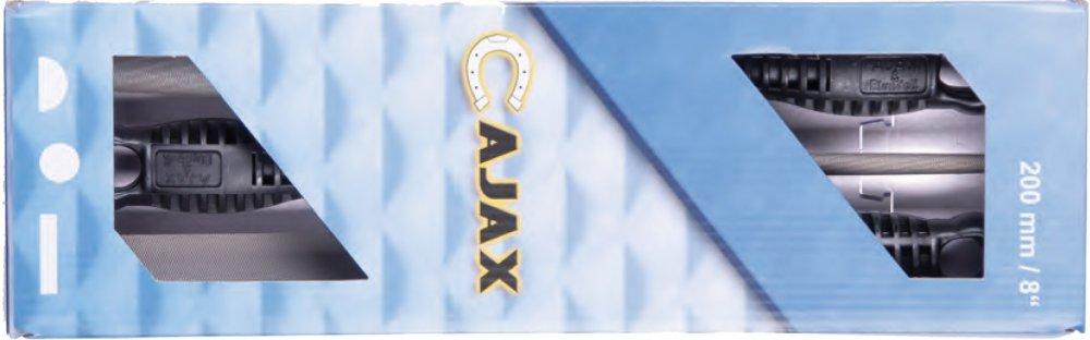Sada 3 dílenských pilníků 150/2 - AJAX