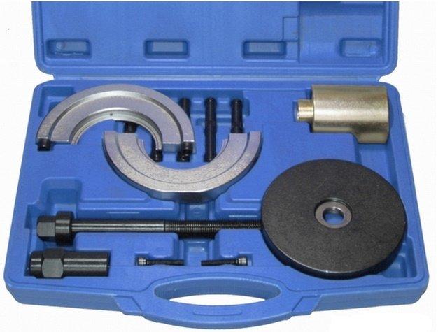 Stahovák pro montáž a demontáž ložisek kol (náboje), 90 mm, Audi - QUATROS QS80160
