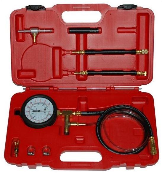 Tester tlaku paliva pro benzín