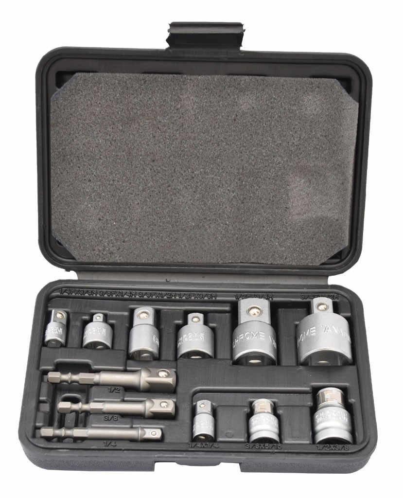 Sada adaptérů a redukcí 12-dílná JBTK 012
