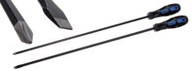 Šroubovák plochý a křížový dlouhý (450mm)- sada