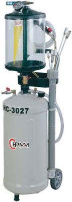 Pneumatická odsávačka vyjetého oleje s průhlednou nádobkou (30 l)- HC-3027