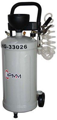Pojízdná pneumatická plnička oleje HG-33026