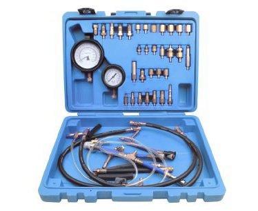 Přístroj pro měření tlaku paliva u systémů vstřikování benzinu - QUATROS QS30182