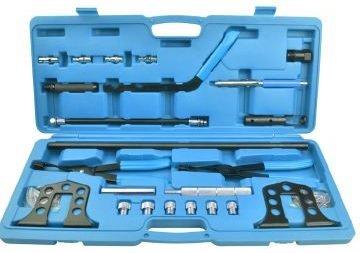 Sada na montáž a demontáž ventilů, adaptéry pro těsnící a vodící pouzdra - QUATROS QS40103