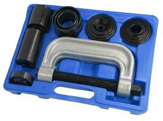 Stahovák kulových čepů a brzdových čelistí, 10 kusů - QUATROS QS12009