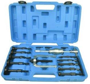 Sada přípravků na demontáž jednostranně čelně přístupných ložisek 8-58mm