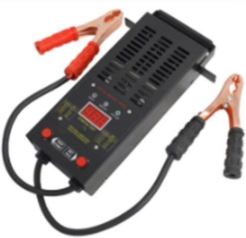 Zátěžový tester akumulátorů, digitální (12V, 100A) - QUATROS QS32134