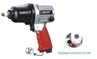 Pneumatický rázový utahovák Hymair 680 Nm