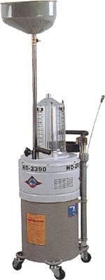 Pojízdná elektrická nádoba na olej s odsávačkou a nádobkou (50 l)