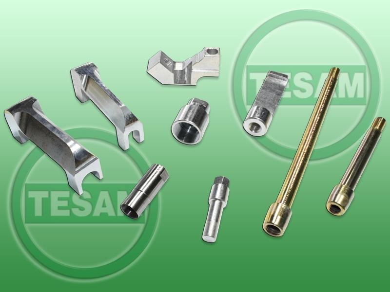 Adaptéry hydraulického stahováku na vstřikovače CDI, TDI, TDI-PD, HDI - TESAM TS120
