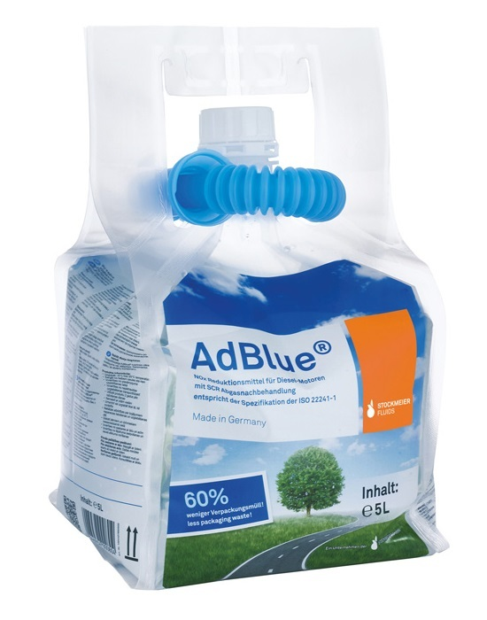 AdBlue - katalytické činidlo SCR, 5 litrů