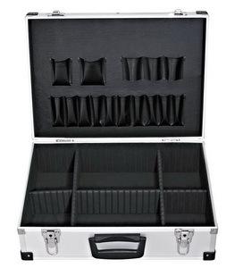 Kufr na nářadí 460 x 330 x 160 mm, hliníkový