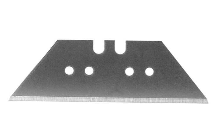 Čepele náhradní pro nože , rovné ostří 60 mm, 10 ks