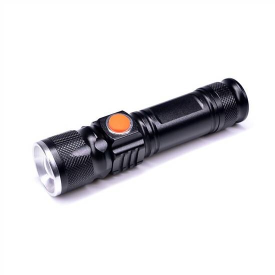 Inspekční LED svítilna nabíjecí 3W 200 lm, 1200mAh Li-ion