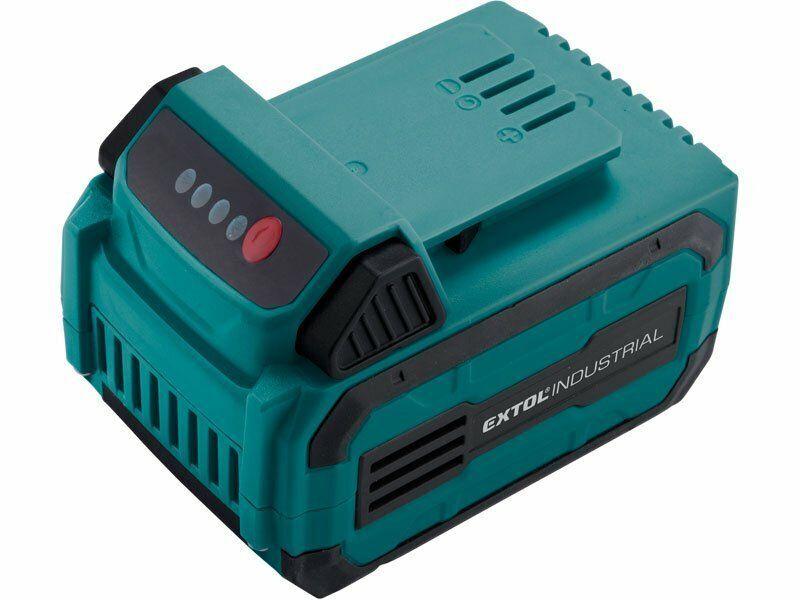 Náhradní baterie 40V 2500 mAh, pro aku nůžky na živé ploty EX8795600 - EXTOL INDUSTRIAL