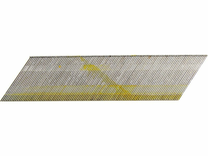 Nastřelovací hřebíky 50 x 1,76 x 3,1 mm, úhel 34°, sada 4000 ks - EXTOL PREMIUM