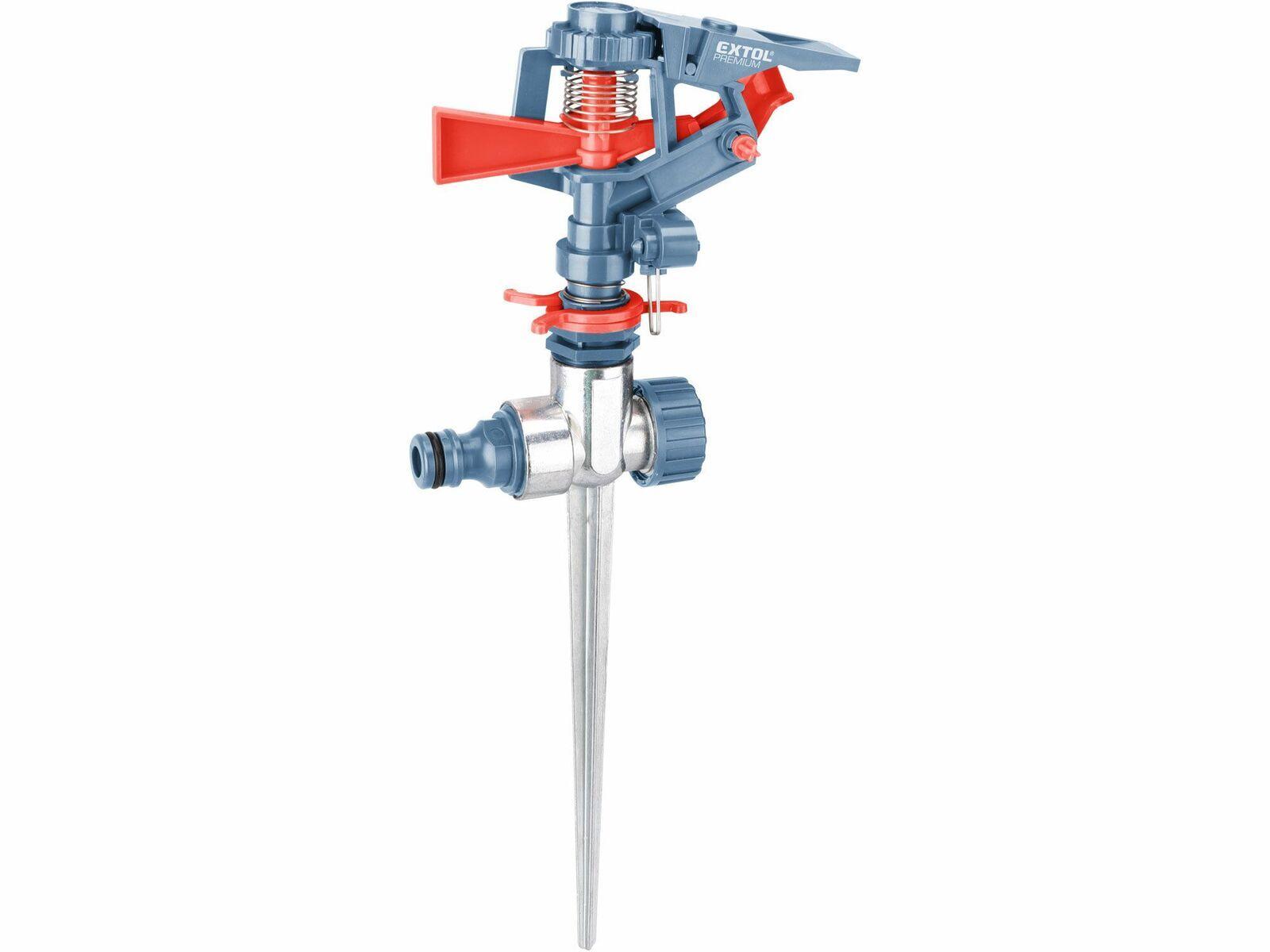 Zavlažovač pulzní, zapichovací s kovovým bodcem - EXTOL PREMIUM EX8876462