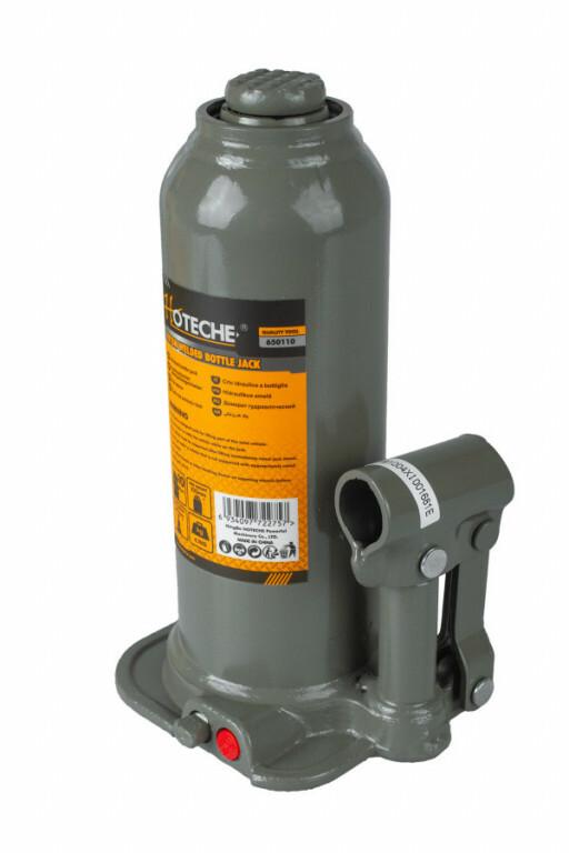 Hydraulický zvedák - panenka 10 t, zdvih 222-447 mm - HOTECHE