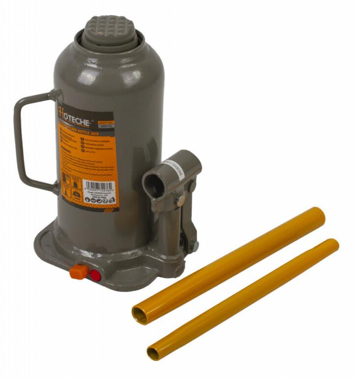 Hydraulický zvedák - panenka 16 t, zdvih 227-457 mm - HOTECHE