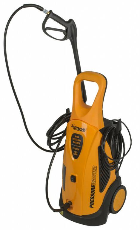 Vysokotlaký čistič 2100 W, extra tlak 180 bar - HOTECHE
