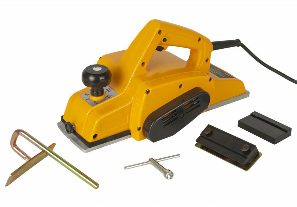 Elektrický hoblík 840 W, šířka 100 mm - HOTECHE