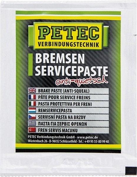 Pasta pro servis brzd 5 g - Petec