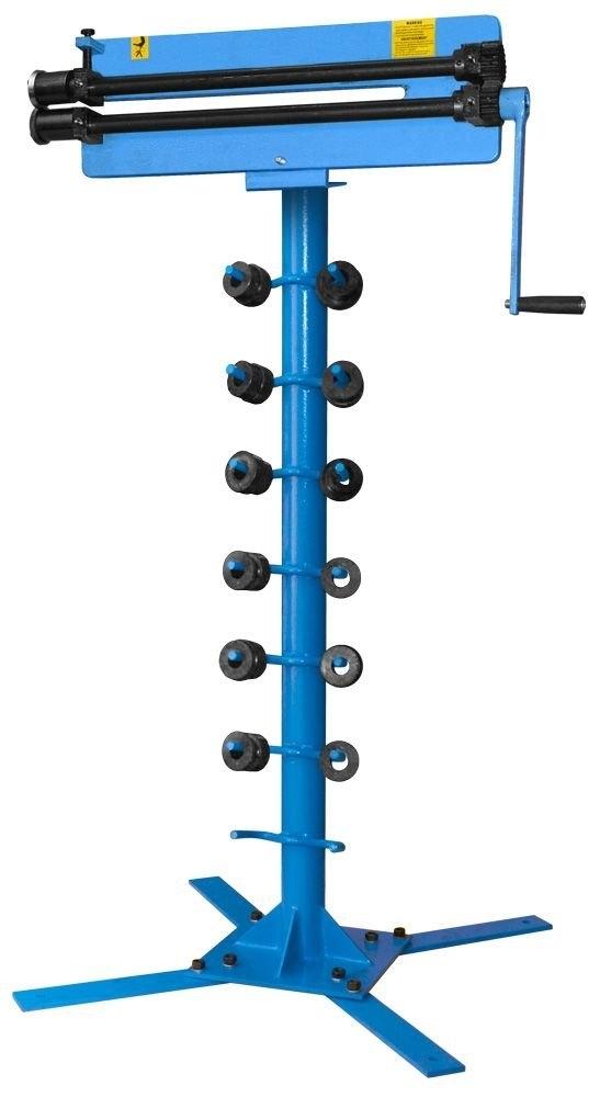 Signovačka / obrubovací stroj ruční se stojanem RM18S WS