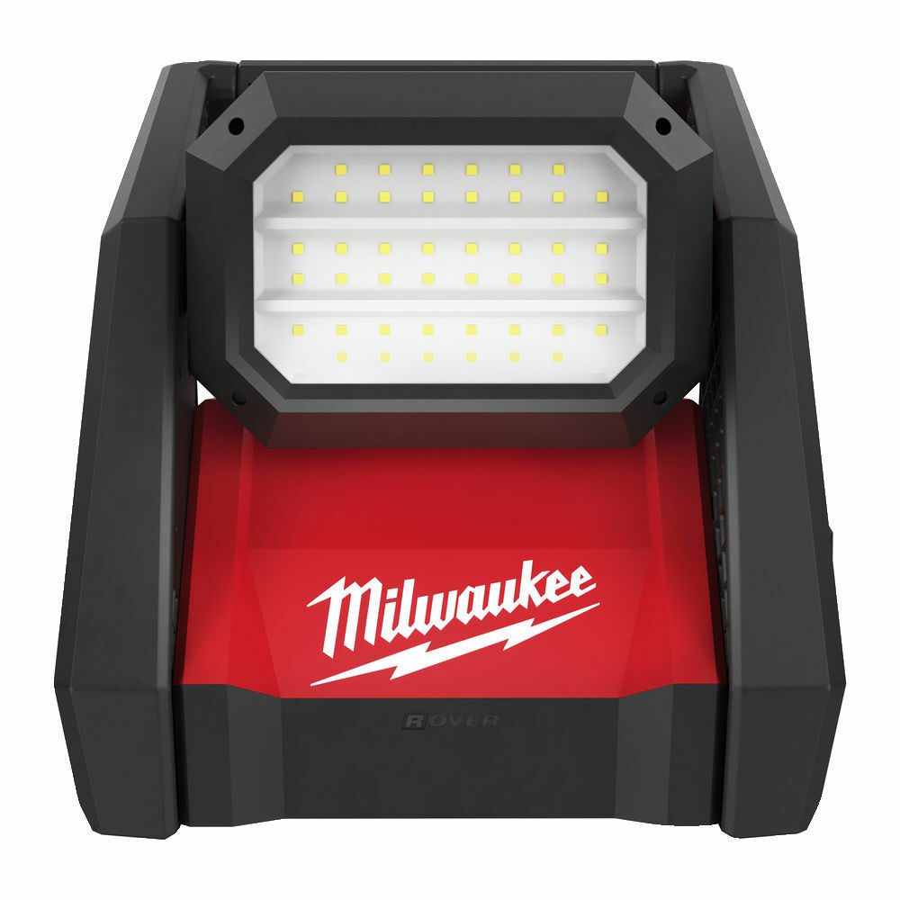 Aku lampa LED 18V 4000 lm, otočná hlava - Milwaukee M18 HOAL-0
