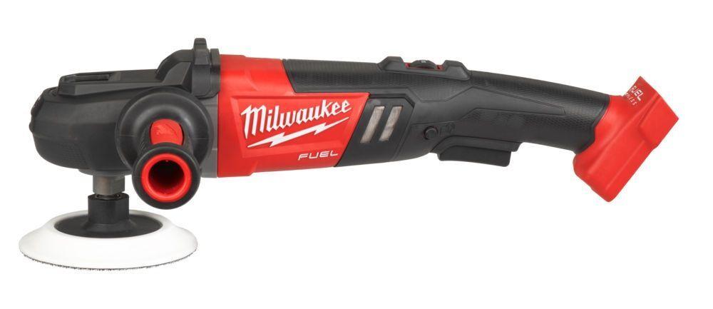Aku leštička a bruska 12V, bezuhlíková - Milwaukee M18 FAP180-0X