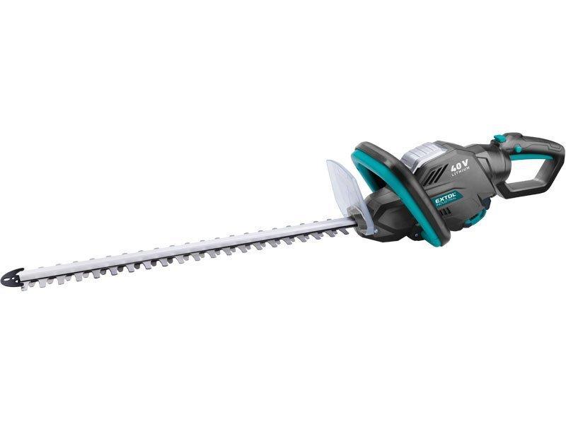 AKU nůžky na živé ploty 40V Li-ion, 2500mAh - EXTOL INDUSTRIAL EX8795600